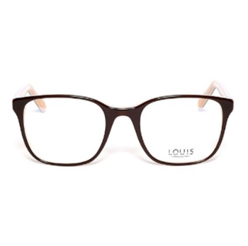 Louis Belgium Terry Eyeglasses