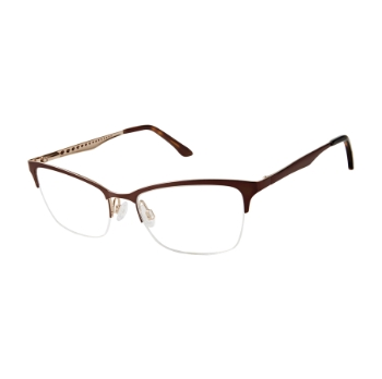 7f74300675 Lulu Guinness Custom Clip-On Eligible Eyeglasses