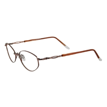 MDX - Manhattan Design Studio S3120  w/Magnetic Clip-ons Eyeglasses