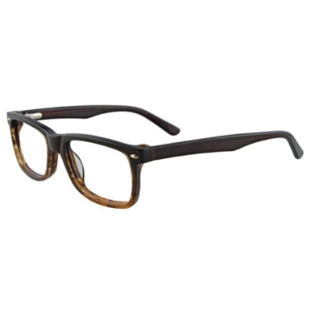 MDX - Manhattan Design Studio S3285 w/Magnetic Clip-ons Eyeglasses