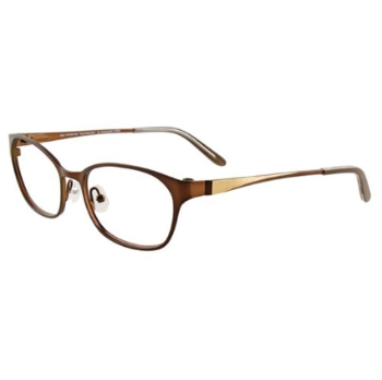 MDX - Manhattan Design Studio S3295 w/Magnetic Clip-ons Eyeglasses