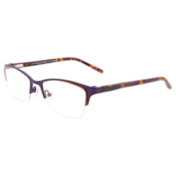 MDX - Manhattan Design Studio S3301 w/Magnetic Clip-ons Eyeglasses