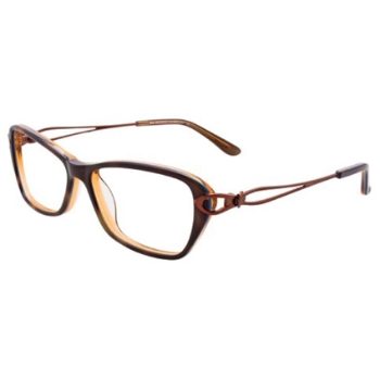 MDX - Manhattan Design Studio S3305 w/Magnetic Clip-on's Eyeglasses