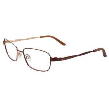 MDX - Manhattan Design Studio S3307 w/Magnetic Clip-ons Eyeglasses