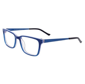 MDX - Manhattan Design Studio S3314 w/Magnetic Clip-ons Eyeglasses