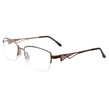 MDX - Manhattan Design Studio S3316 w/Magnetic Clip-ons Eyeglasses