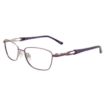 MDX - Manhattan Design Studio S3322 w/Magnetic Clip-ons Eyeglasses