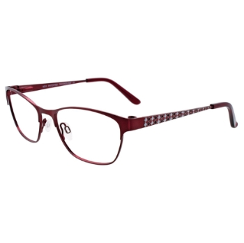 MDX - Manhattan Design Studio S3326 w/Magnetic Clip-ons Eyeglasses