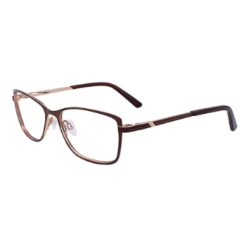 MDX - Manhattan Design Studio S3329 w/Magnetic Clip-ons Eyeglasses