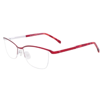 MDX - Manhattan Design Studio S3330 w/Magnetic Clip-ons Eyeglasses