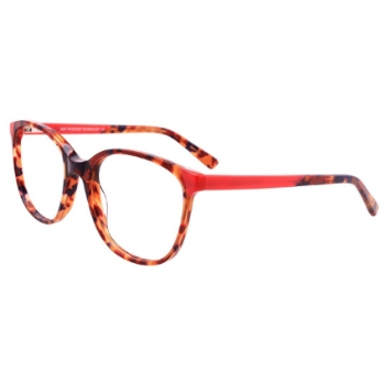 MDX - Manhattan Design Studio S3332 w/Magnetic Clip-ons Eyeglasses
