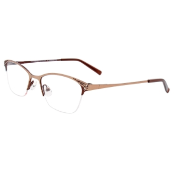 MDX - Manhattan Design Studio S3334 w/Magnetic Clip-ons Eyeglasses