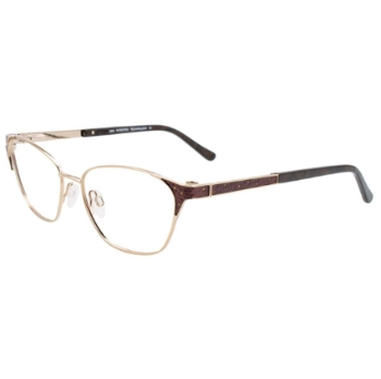 MDX - Manhattan Design Studio S3335 w/Magnetic Clip-ons Eyeglasses
