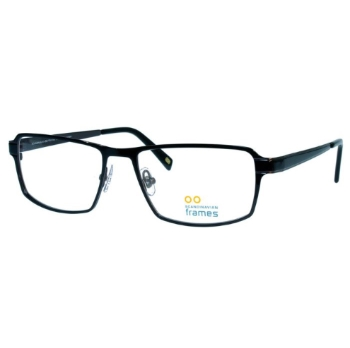 Morriz of Sweden MS-2865 Eyeglasses