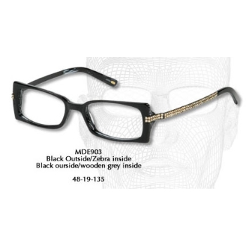 Mandalay Diamond Collection MDE 903 Eyeglasses