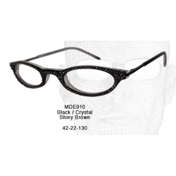 Mandalay Diamond Collection MDE 910 Eyeglasses