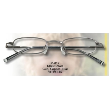Mandalay Kids Mandalay M 817 Eyeglasses