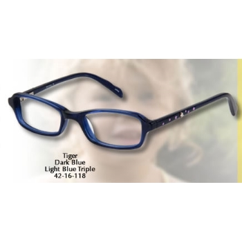 Mandalay Kids Mandalay Tiger Eyeglasses