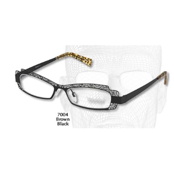 Mandalay Designer Edition Mandalay 7004 Eyeglasses