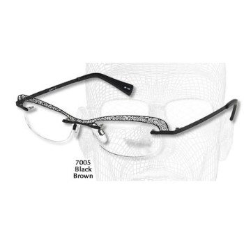 Mandalay Designer Edition Mandalay 7005 Eyeglasses