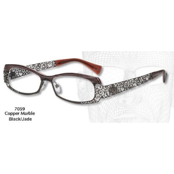 Mandalay Designer Edition Mandalay 7059 Eyeglasses