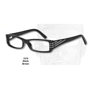 Mandalay Designer Edition Mandalay 7078 Eyeglasses