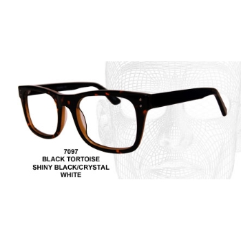 Mandalay Designer Edition Mandalay 7097 Eyeglasses