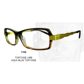Mandalay Designer Edition Mandalay 7105 Eyeglasses