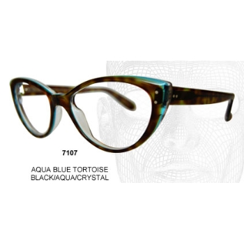 Mandalay Designer Edition Mandalay 7107 Eyeglasses