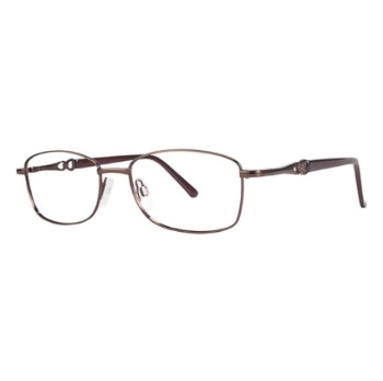 Modern Optical Dramatic Eyeglasses