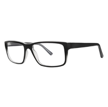 Modern Optical Halftime Eyeglasses