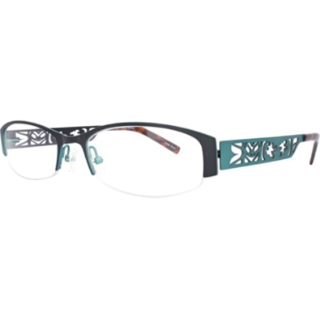 Native Visions Frog Eyeglasses