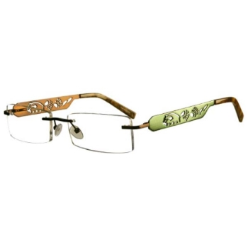 Native Visions Running Bear Eyeglasses