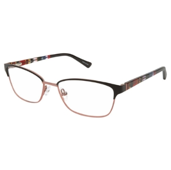 Nicole Miller Evergreen Eyeglasses
