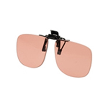 NoIR #17 Flip-Up Clip Ons Sunglasses