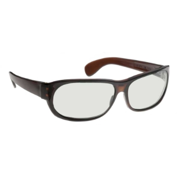 NoIR #13 Retro-Styed Wrap-Around Sunglasses