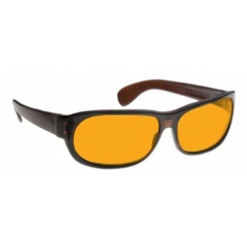 NoIR #13 Retro-Styed Wrap-Around - Continued Sunglasses