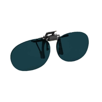 NoIR #16 Pediatric Oval Flip-Up Clip-On - Continued Sunglasses