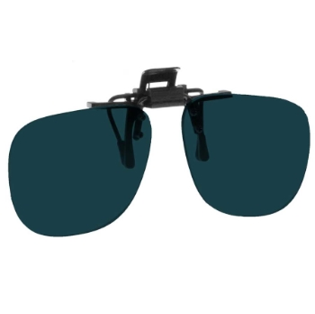 NoIR #17 Small Oval Flip-Up Clip-On - Continued Sunglasses