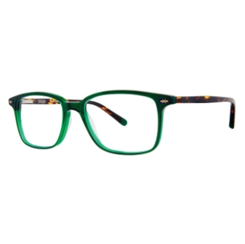 The Original Penguin The Leopold Eyeglasses