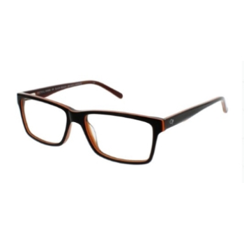 Op-Ocean Pacific Black Beach Eyeglasses