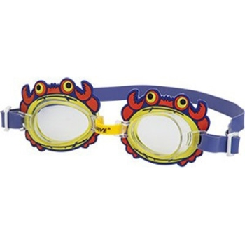 Hilco Leader Sports Orange Crab Goggle Goggles