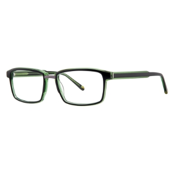 The Original Penguin The Burks Eyeglasses