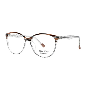 Lido West Eyeworks Palm Eyeglasses