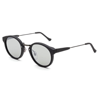 Super Panama I7SX 1IO Black Matte Zero Large Sunglasses