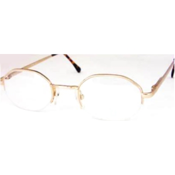 Paris Paris Flex Hinge Nylon Rimless 244 Eyeglasses