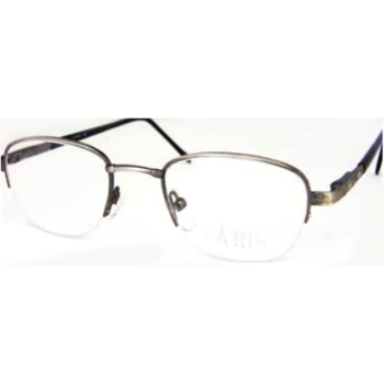 Paris Paris Flex Hinge Nylon Rimless 245 Eyeglasses
