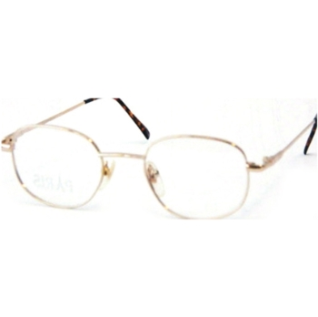 Paris Paris Stainless Steel 230 Eyeglasses