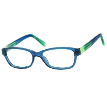 Peace Jazzy Eyeglasses