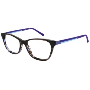 Pure Color Foxy Eyeglasses